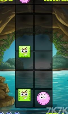 《落下的图形》游戏画面1