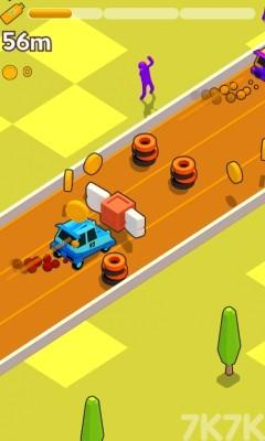 《汽车拉力赛》游戏画面3