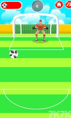 《点球运动》游戏画面4