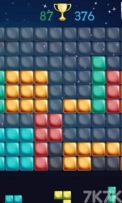 《拼接方块》游戏画面2