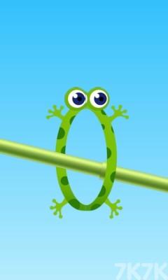 《圈圈蛙》游戏画面2