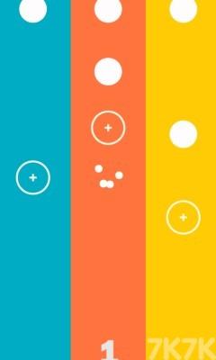 《三条彩线》游戏画面1