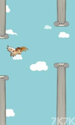 《飞翔的鸟人》游戏画面2