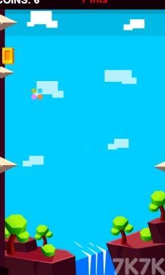 《不停跳跃》游戏画面1