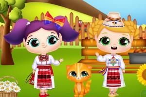 《奇特傣族之旅》游戏画面1