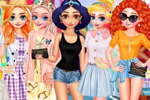 《少女都市街头》游戏画面1