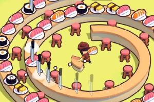 《旋轉壽司店》游戲畫面1