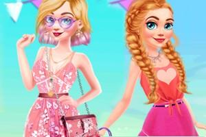 《闺蜜百变派对》游戏画面1