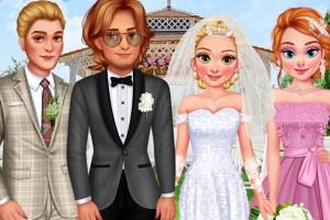 《经典婚礼筹备》游戏画面1
