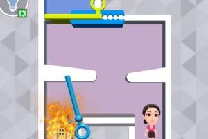 《快来灭火》游戏画面1