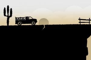 《火柴人疯狂货车》游戏画面2
