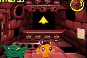 《逗小猴开心系列466》游戏画面1