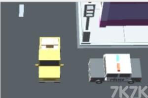 《见缝插车》游戏画面1