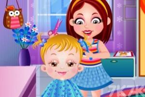 《宝贝的海边派对》游戏画面4