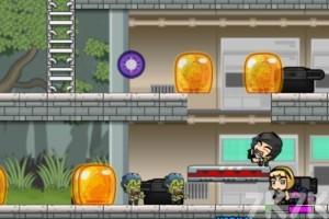 《僵尸守卫者》游戏画面3