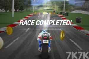 《狂飙摩托车》游戏画面3