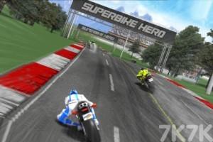 《狂飙摩托车》游戏画面2