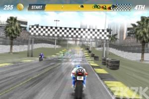 《狂飙摩托车》游戏画面4