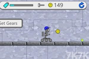 《机器人逃亡记H5》游戏画面2