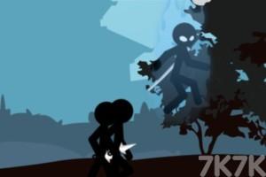 《火柴人復仇戰》游戲畫面3