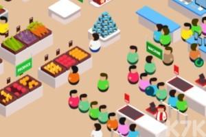 《超市管理員》游戲畫面1