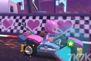《乐高赛车手》游戏画面3