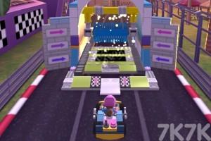 《乐高赛车手》游戏画面5
