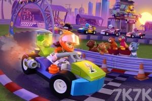 《乐高赛车手》游戏画面1