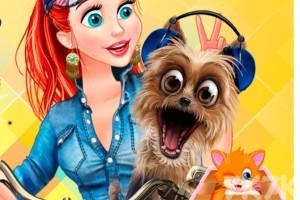 《宠物摄影大pk》游戏画面2