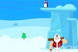 《企鹅飞翔2无敌版》游戏画面1