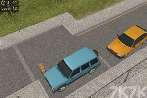 《停車考驗》游戲畫面2