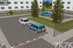 《停車考驗》游戲畫面4