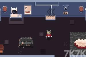 《火星上的猫》游戏画面1