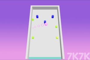 《打砖块3D》游戏画面1