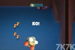 《机器人拳击赛》游戏画面4