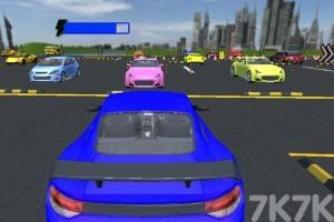 《城市停车技巧》游戏画面1
