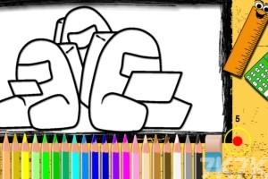 《太空人图画册》游戏画面3