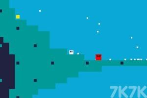 《吞噬黄色方块》游戏画面3
