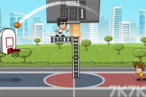《街头灌篮》游戏画面4