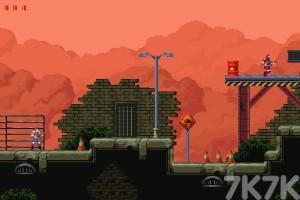 《武装行动》游戏画面1
