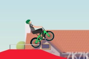 《炫技自行车大赛》游戏画面4