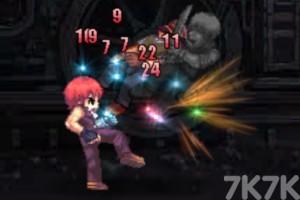 《复仇之臂审判》游戏画面2