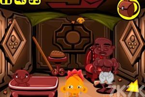 《逗小猴开心系列486》游戏画面1