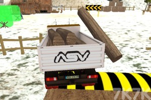 《卡车运输》游戏画面4