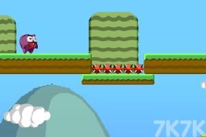 《小怪兽吃钻石》游戏画面3