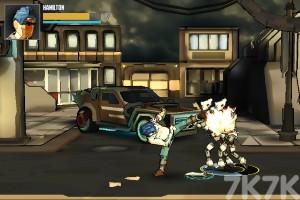 《解放者2050》游戲畫面3