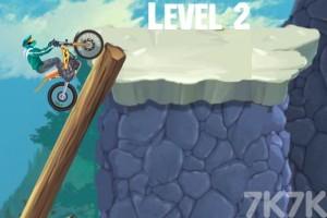 《特技摩托大赛3》游戏画面3