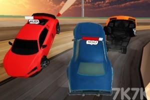 《赛车撞击》游戏画面4