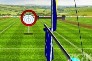 《射箭打靶修改版》游戏画面3