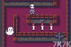 《幽灵的大冒险》游戏画面2
